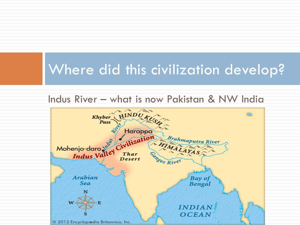 Where did this civilization develop