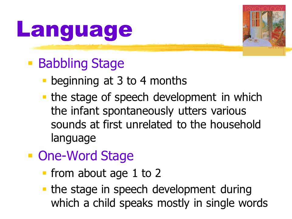 babbling the first stage of language Babbling back to babies helps them to speak faster:  babbling back to babies helps them to speak  cosy snaps of new home in essex and go on their first.