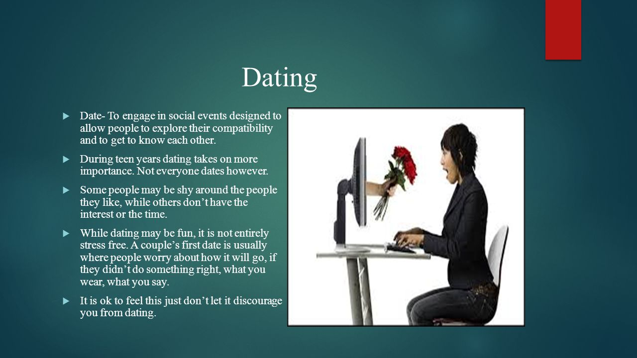 How to get to know someone better online dating