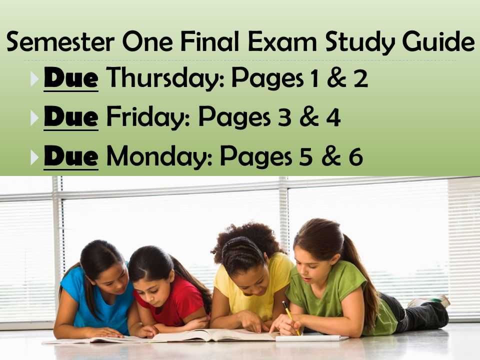 accounting final examination study guide Accounting competency exam (intermediate accounting you might want to review before taking the exam you should study from your textbook or other.