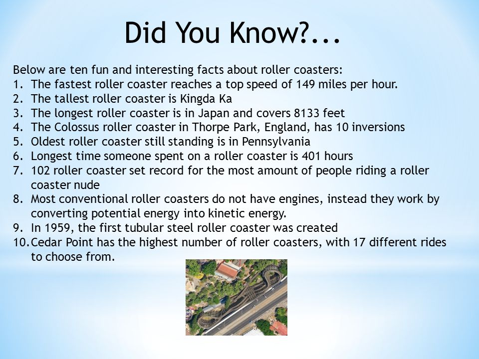 Interesting facts about speed dating