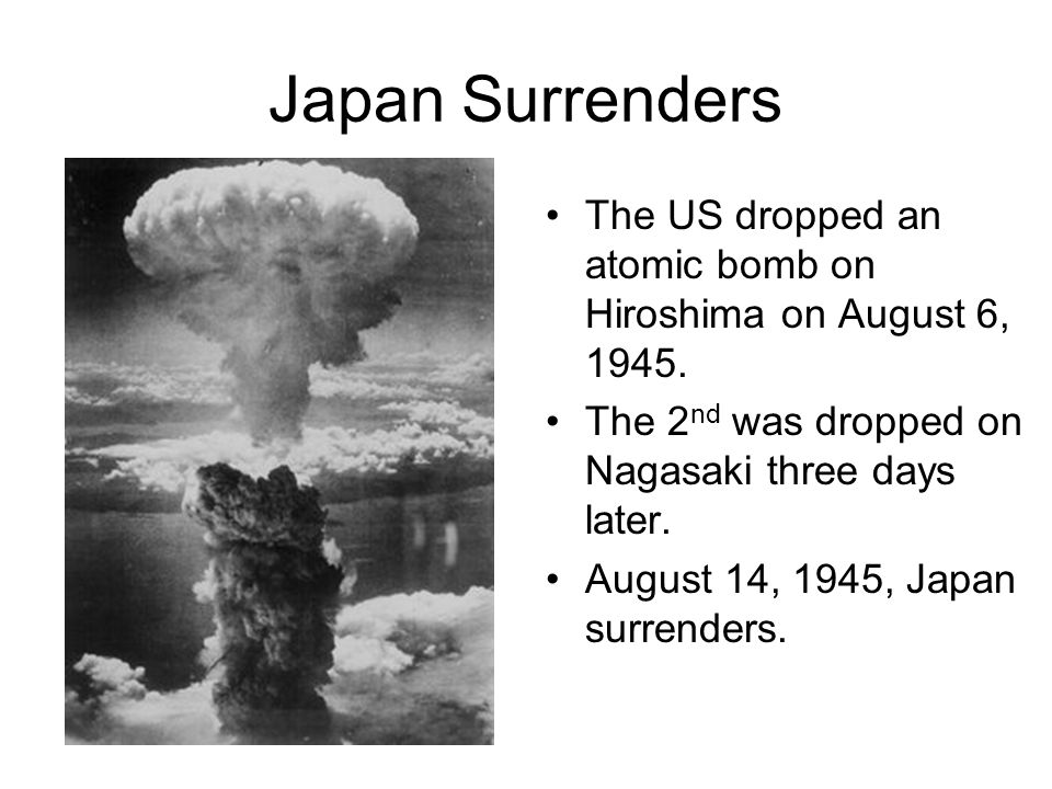 the events during the fateful day of us atomic bombing of hiroshima Events surrounding the first atomic bombs  minds to bomb civilian areas during war hiroshima was japan's seventh largest city and it had not been bombed as much .