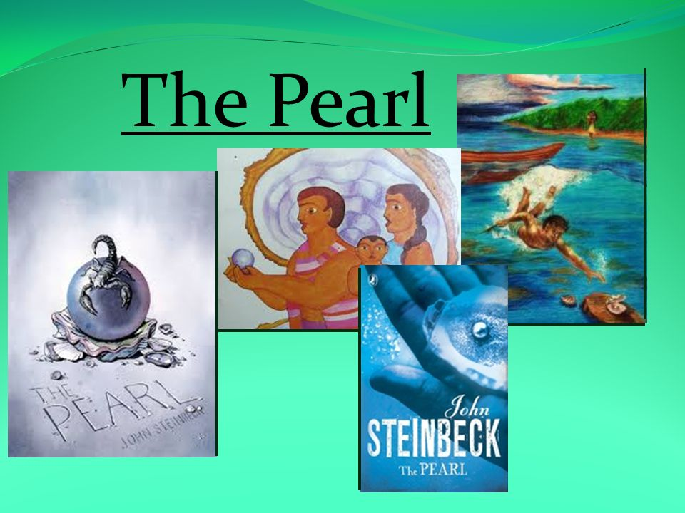 "the pearl essay Ch4 the pearl buyer's face is described as ""fatherly and benign,"" but one detail—the way the buyer plays tricks with a coin—reveals the true nature of his character."