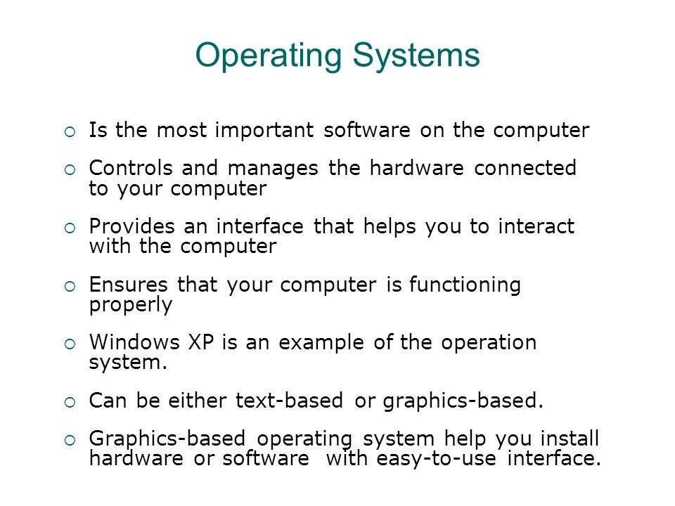 Why Computer Hardware Is Important