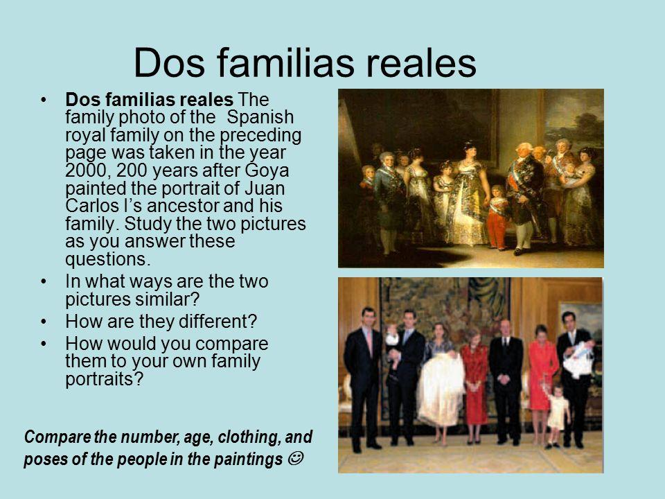 Dos familias reales