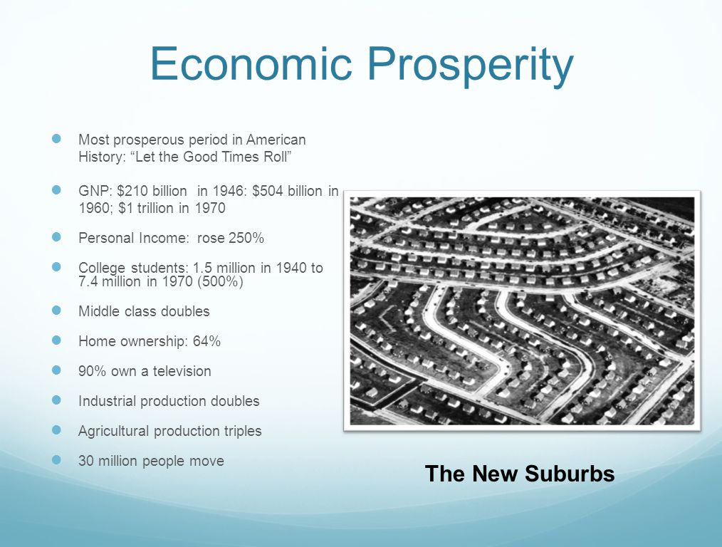 the reasons for american economic prosperity Many latin american and caribbean (lac)  programming that helps the people and government of colombia to promote economic prosperity,.