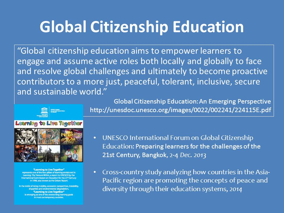 global citizenship equity View paula anderton's professional profile on linkedin this is the new textbook for the global citizenship and equity course at centennial college.