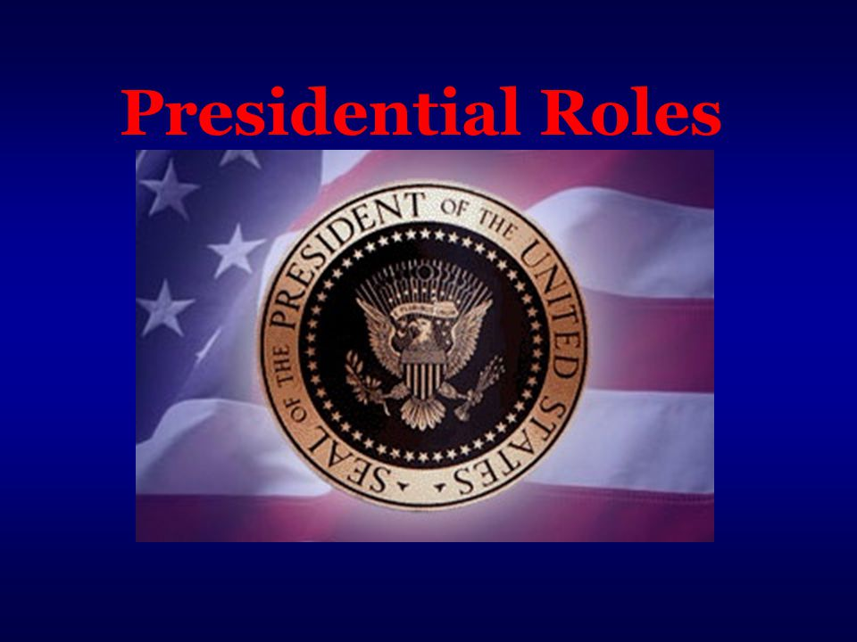 the role of the president of the united states and the qualifications to be one Vice president of the united states  no word yet on who will fill that role in  trump's administration, but one of the names trump has mentioned  of housing  and urban development, despite his lack of formal qualifications.