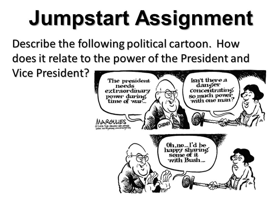 chapter 13 powers of the president electing a president