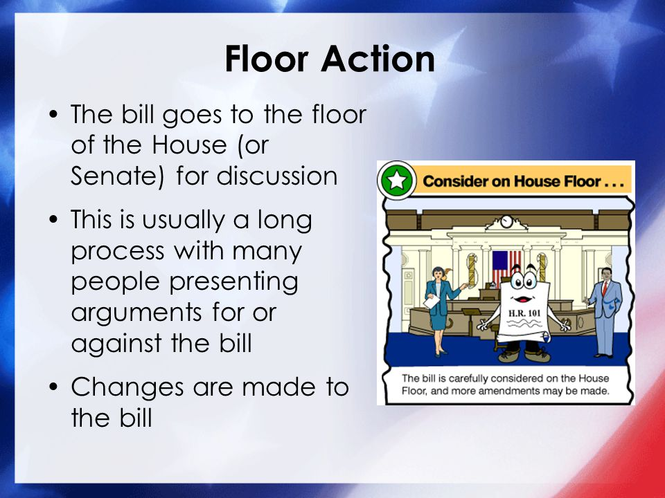 How A Bill Becomes A Law Ppt Video Online Download