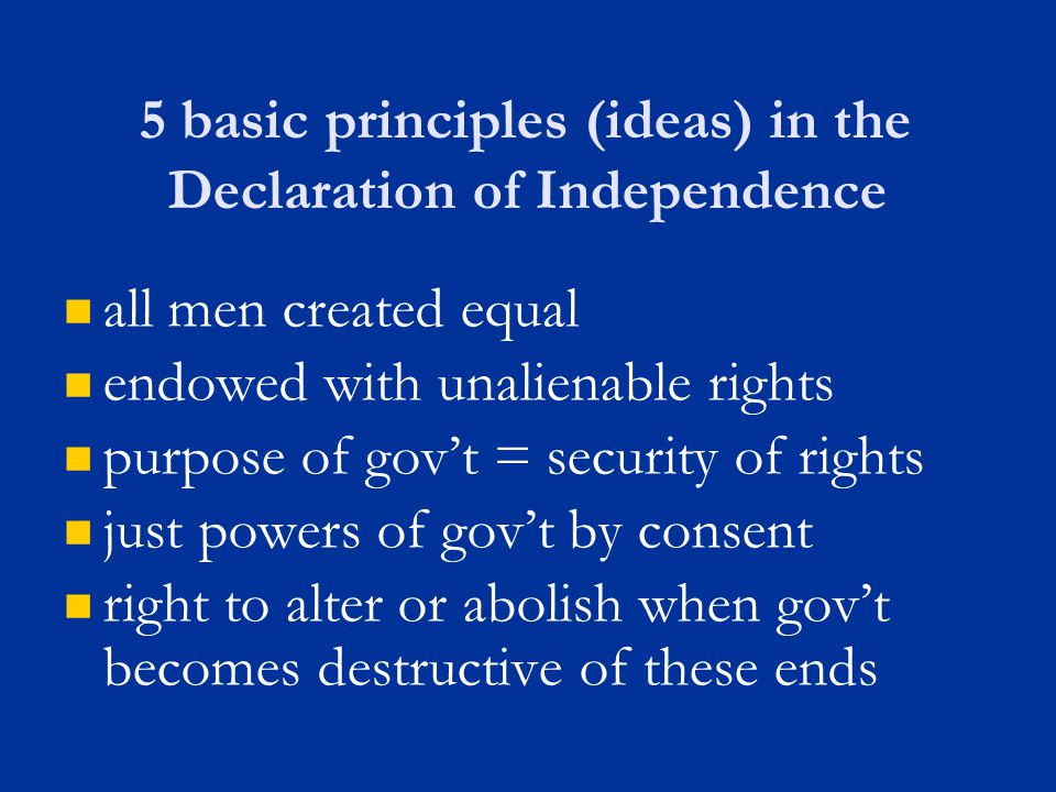 purpose and audience declaration of independence For what audience was the declaration of independence  (guys who might combat and aid the purpose)  in the declaration of independence, identify.