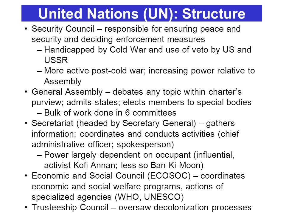 an analysis of the structure of the united nations C-553 palais des nations ch-1211 gen ve 10 switzerland tel: +41-022/917 32 76 dc2-0610 2 united nations plaza new york, ny 10017 usa tel: +1-212/963 81 38.