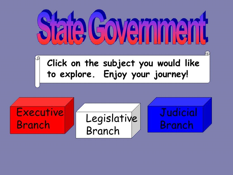government executive branch quiz