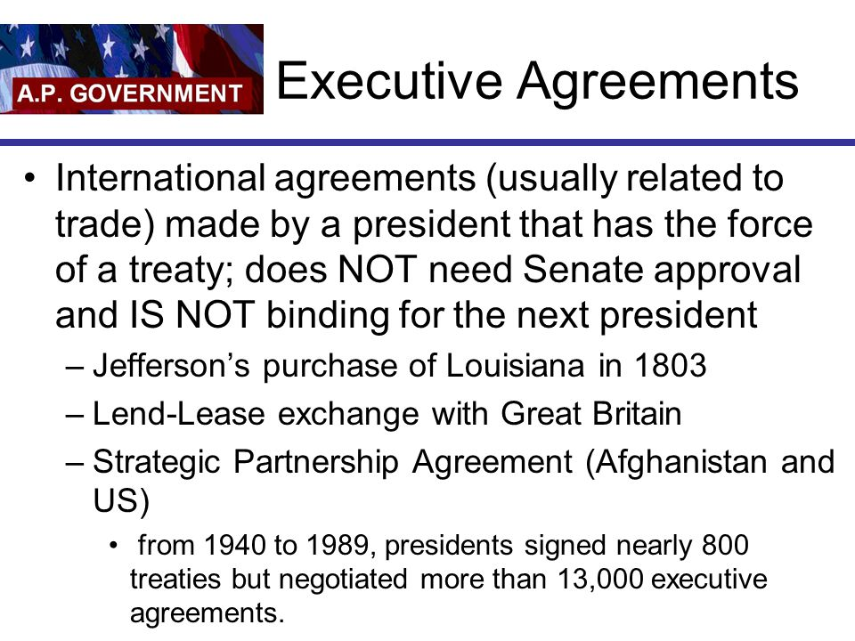 The president ppt download executive agreements platinumwayz