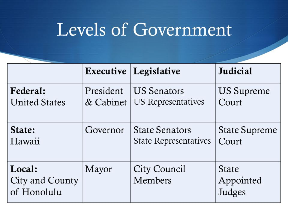 the us federal government and state governments essay