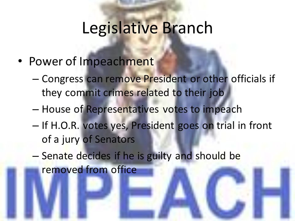 the power of legislative branch Where the executive and legislative branches are elected by the people, members of the judicial branch are appointed by the president and confirmed by the senate article iii of the constitution .