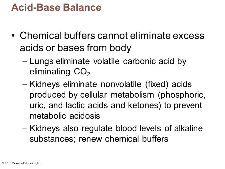 acids bases buffers and respiration Fluid, electrolyte, and acid-base balance dr ali ebneshahidi  acid-base buffer systems are chemical reactions that consist of a weak acid and a weak base, to prevent rapid, drastic changes in  anaerobic respiration of glucose produce lactic acid.