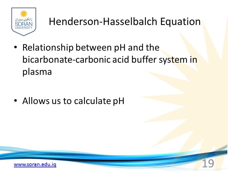 how to calculate h to get ph in buffer