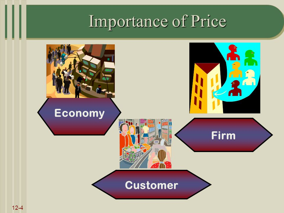the importance of prices in economic Importance of economic growth economic growth means a rise in real gdp effectively this means a rise in national income, national output and total expenditure.