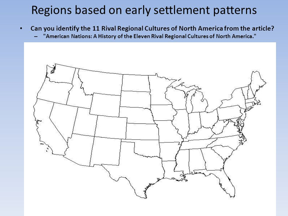 the history of human settlement in north america When the first prehistoric people trekked into south america toward the end of   growth after forming fixed settlements with domesticated crops and animals   the history of human population growth in south america using.