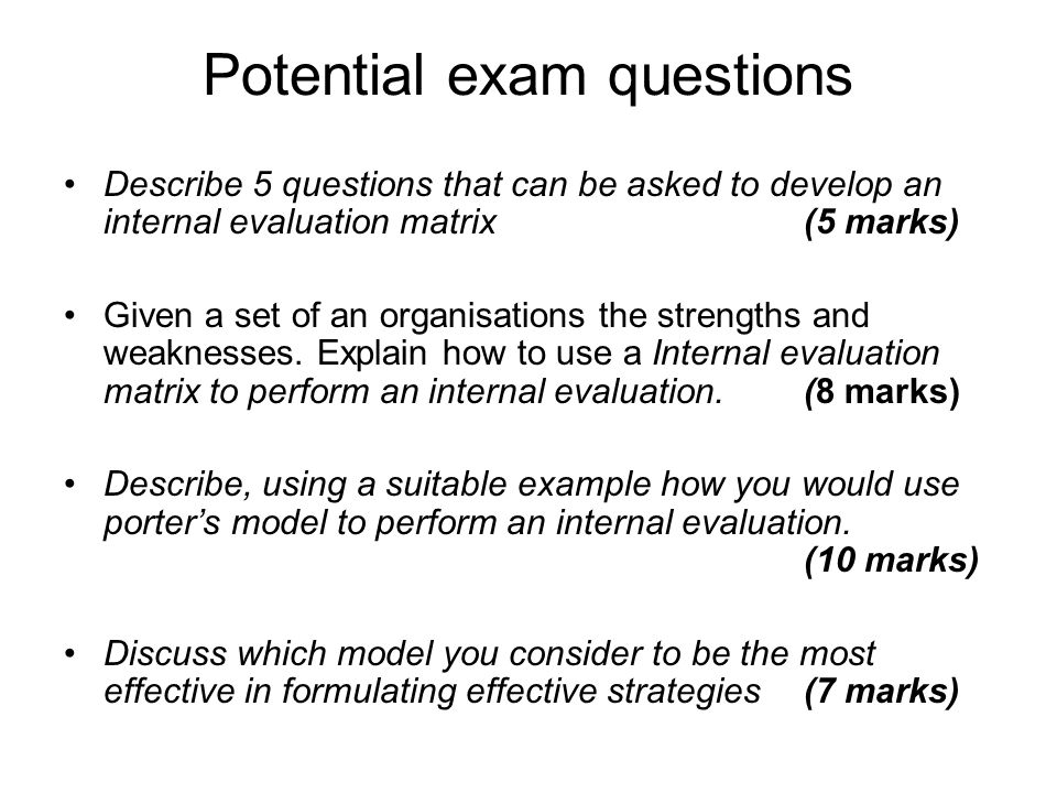 potential exam questions Exam i (100 pts) multiple-choice (3 pts each) 1) which of the following is a true   use the following figure of an action potential to answer the questions 12-16.