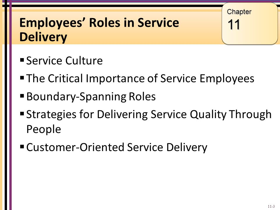 importance of service quality While quality can be generally defined as how good, strong and sturdy and worthwhile an item is, value is how much the item is worth 3 discuss the importance of employees and information technology in the delivery of service quality use two examples of service firms to help support your discussion.