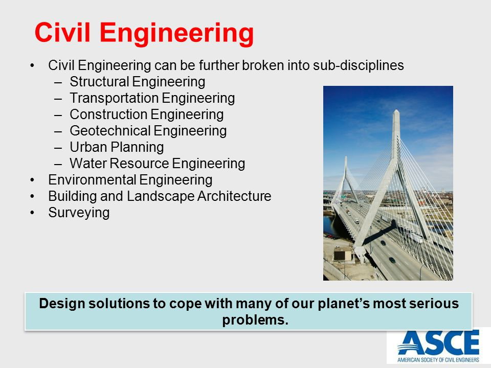 What is engineering how does it affect the lives of everyone ppt video online download for Transportation engineering planning and design