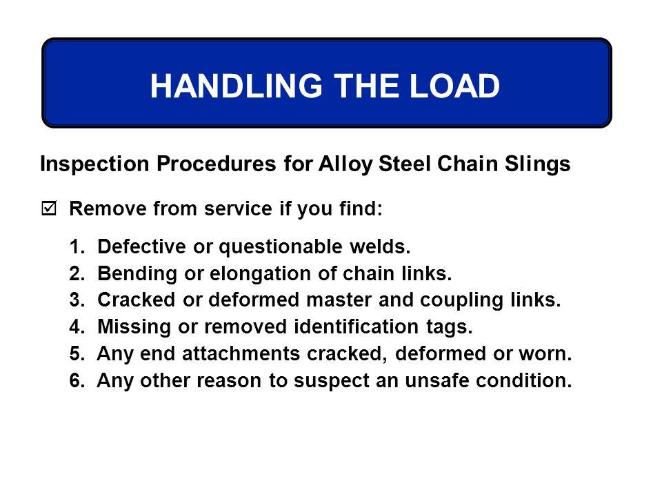 INDOOR CRANE & SLING SAFETY - ppt download