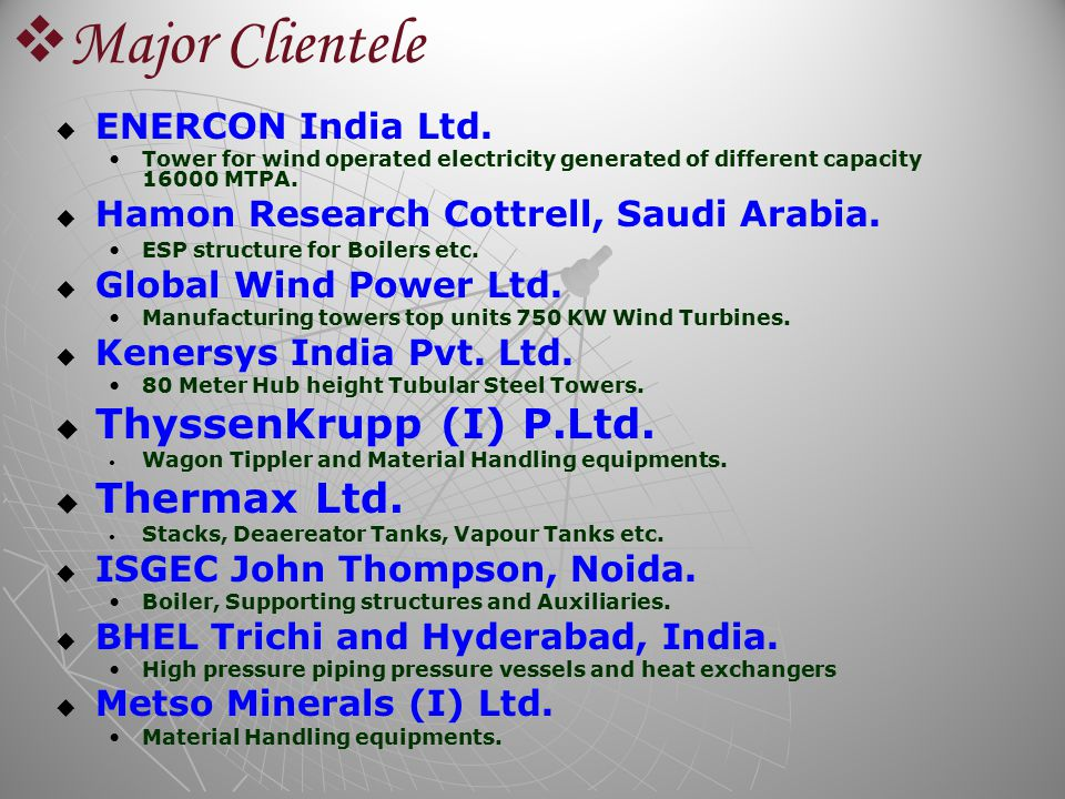 enercon india limited