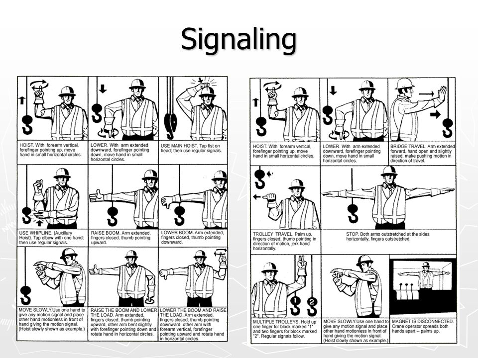 signal close action rules pdf