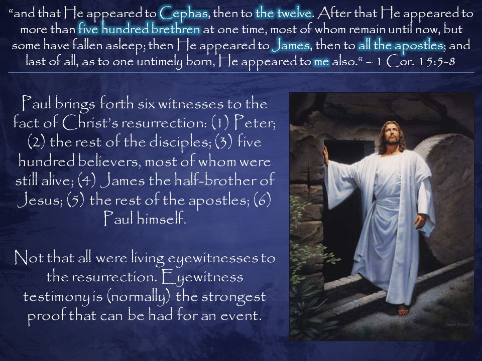 jesus christs half brother is alive and I can be an example of jesus christ january 12 we, the quorum of the twelve apostles of the church of jesus christ of latter-day saints, unitedly express our sincere sense of loss at the passing of president thomas spencer monson he was our prophet, our leader, our brother, and our dear friend.