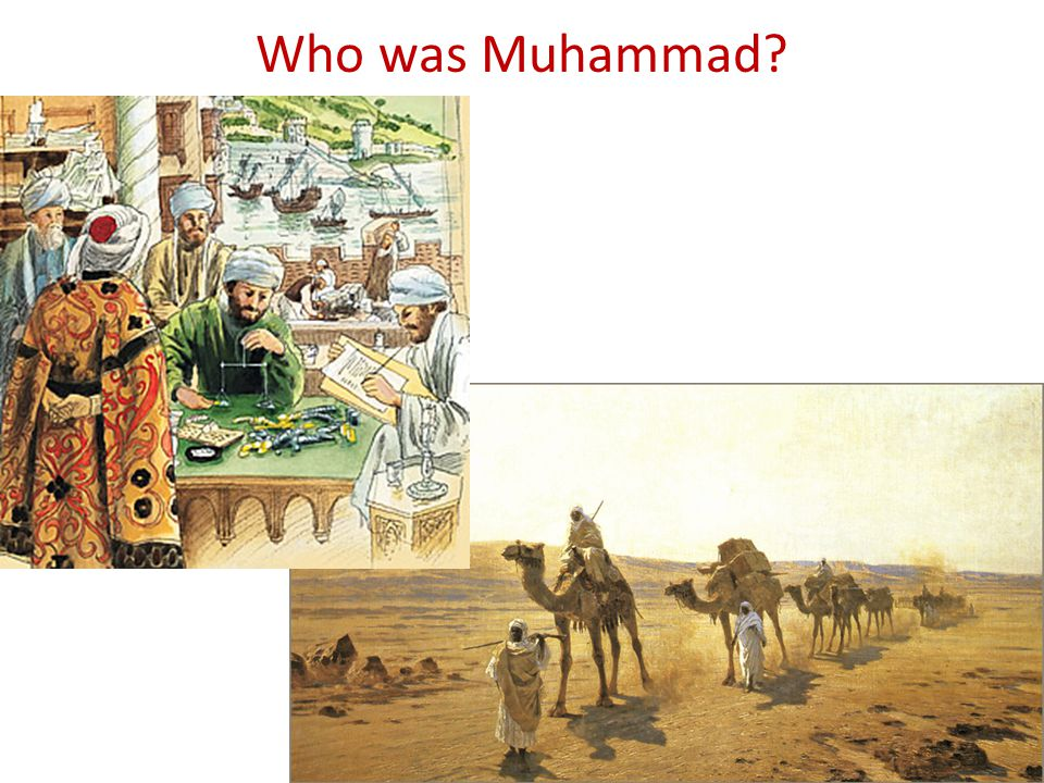 Who was Muhammad
