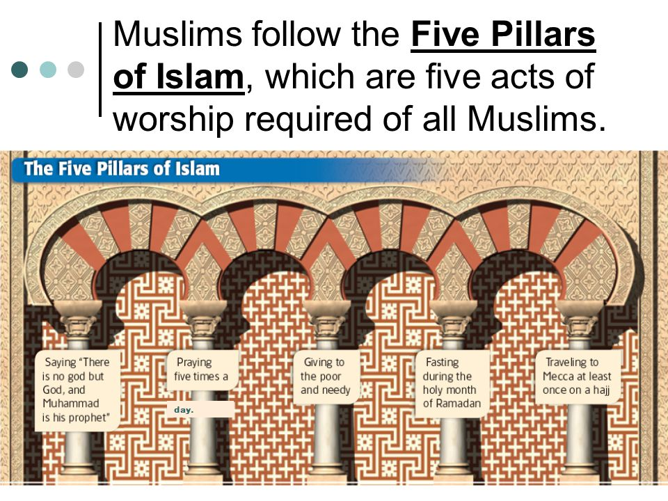a look at the five pillars of islam Seven pillars of ismailism this article needs additional citations for sunni five pillars of islam and six articles of belief and sixth pillar of islam.