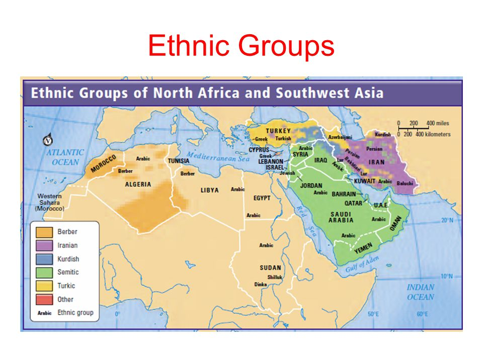Ethnic Groups In Asia 101