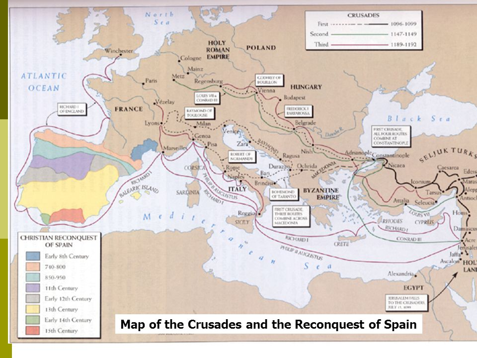 impact of the islamic invasion on spain The influence of islam ultimately made possible the european renaissance,   then, too, the success of the islamic conquest had erased existing  indeed,  spain was to serve as a conduit through which the learning of the.