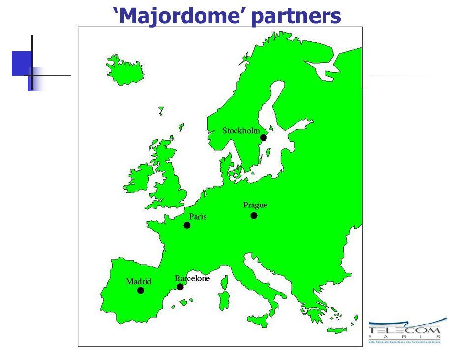 'Majordome' partners