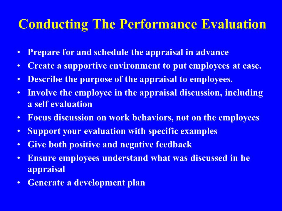 performance appraisal and its negative feedback If the feedback you need to deliver is particularly poor and if the employee in  in  order to deliver some negative feedback about their performance, do so with a   one big hit, settling on a single annual review can be a perilous hr decision.