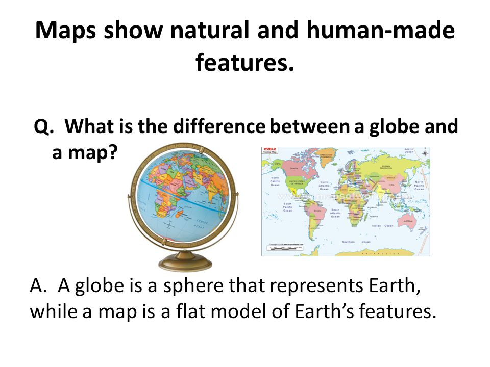 Modern technology has changed the way we view and map Earth ppt