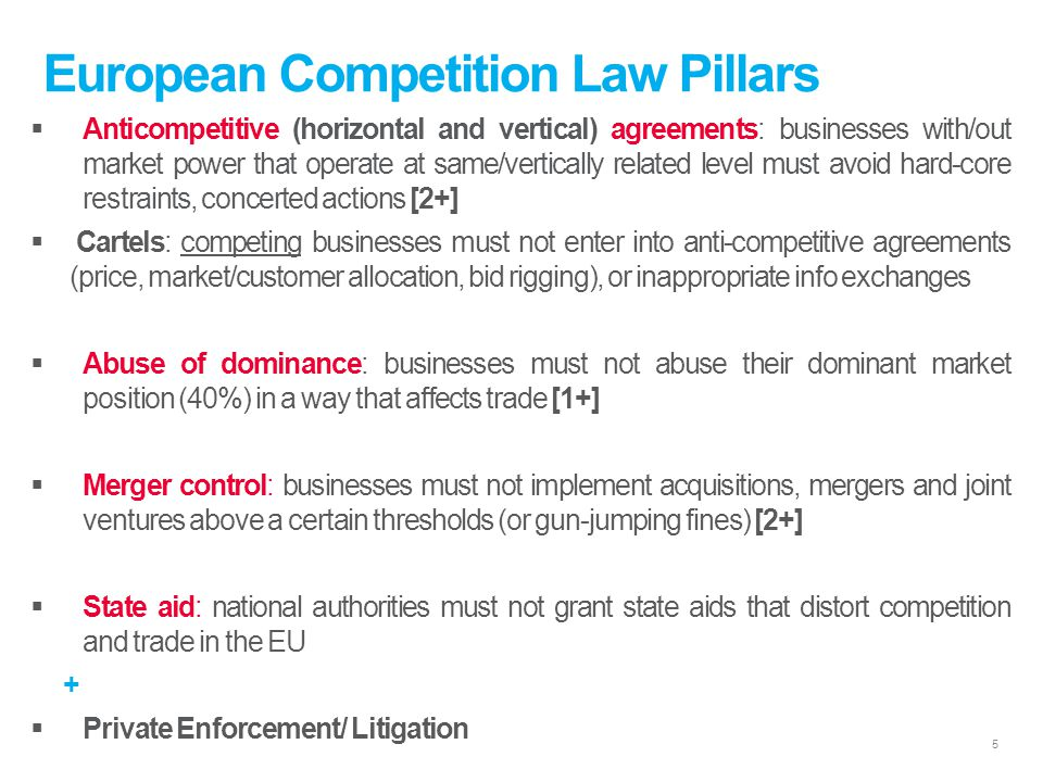 Competition Small Business and Collective Bargaining — Will the New Laws Strike the Right Balance?