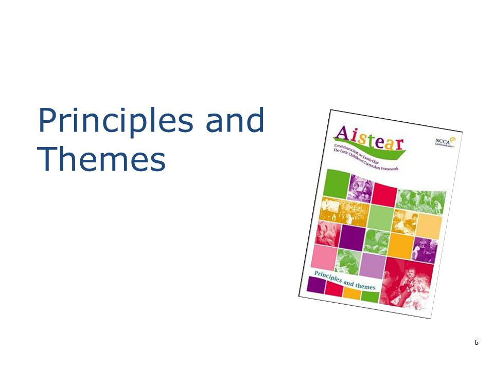 Principles and Themes Notes 6