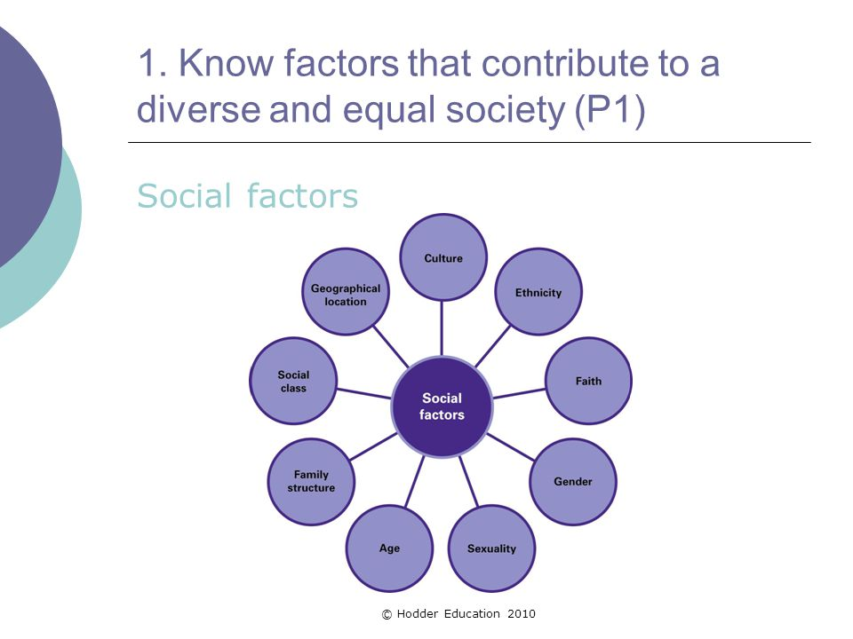 factors that contribute to equality of Human rights history of human many factors contribute to the violations social workers have to ensure equal access to public services and social welfare.