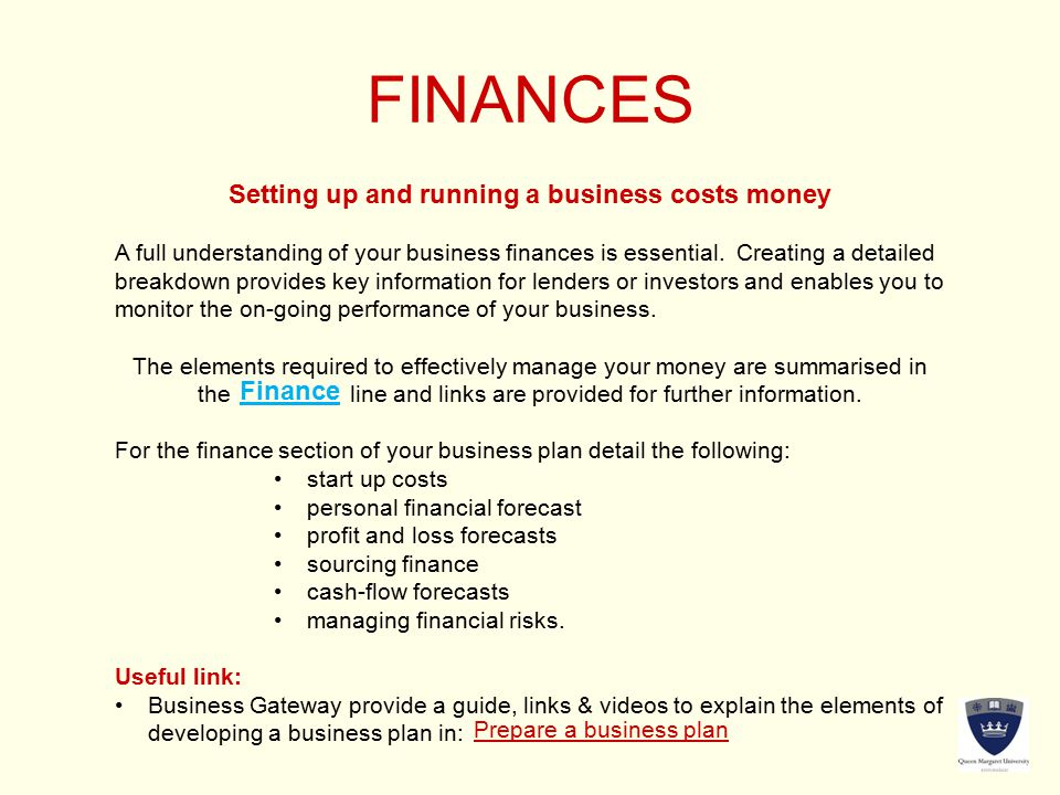 Business gateway business plan download