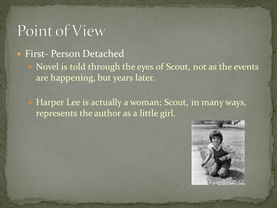 a comparison of baker harris jean louise finch and jem finch in to kill a mockingbird Scout's full name is jean louise finch jem's full name is jeremy atticus finch dill's full name is charles harris baker the book spans scout's life to kill a mockingbird chapter 2.