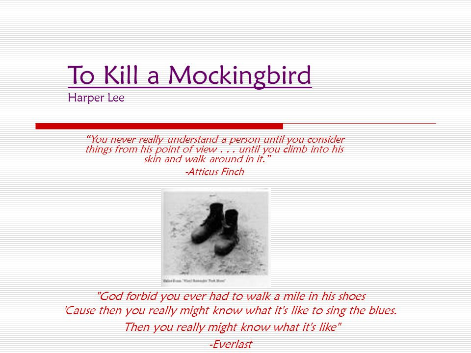 kill mockingbird does harper lee use character atticus fin Choose from 88 different sets of to kill a mockingbird harper lee chapter 4 comprehension flashcards on quizlet  a mild type of character that does not threaten .