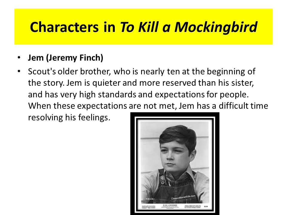 to kill a mockingbird scout and jem relationship essay In the novel, to kill a mockingbird, harper lee addresses many controversial issues such issues as, racism, discrimination, and social class are explored during the 1930's in the small county of maycomb, the mentality of most southern people reflected that of the nation most of the people were.