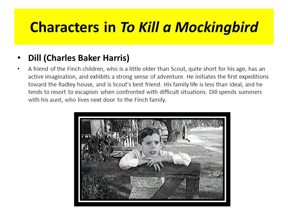 to kill a mockingbird characters dill wwwpixsharkcom