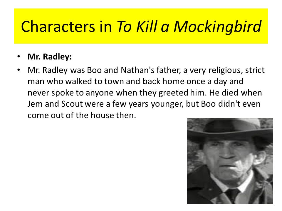to kill a mocking bird character Complete list of in harper lee's to kill a mockingbird learn everything you need to know about scout, jem, and more in to kill a mockingbird.