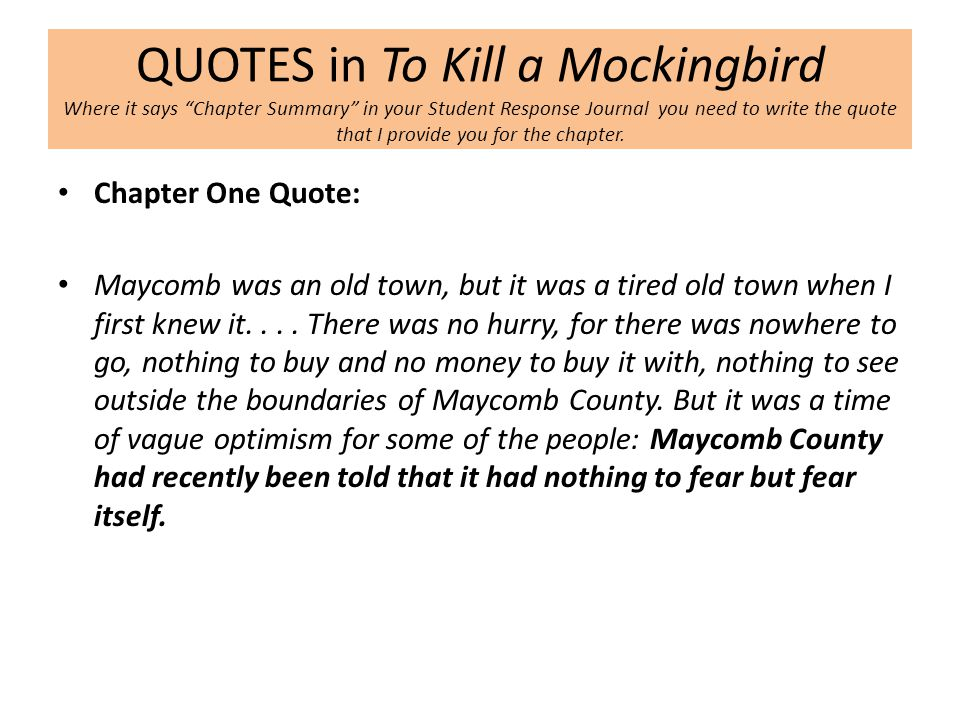 To Kill a Mockingbird – Atticus Finch a Hero