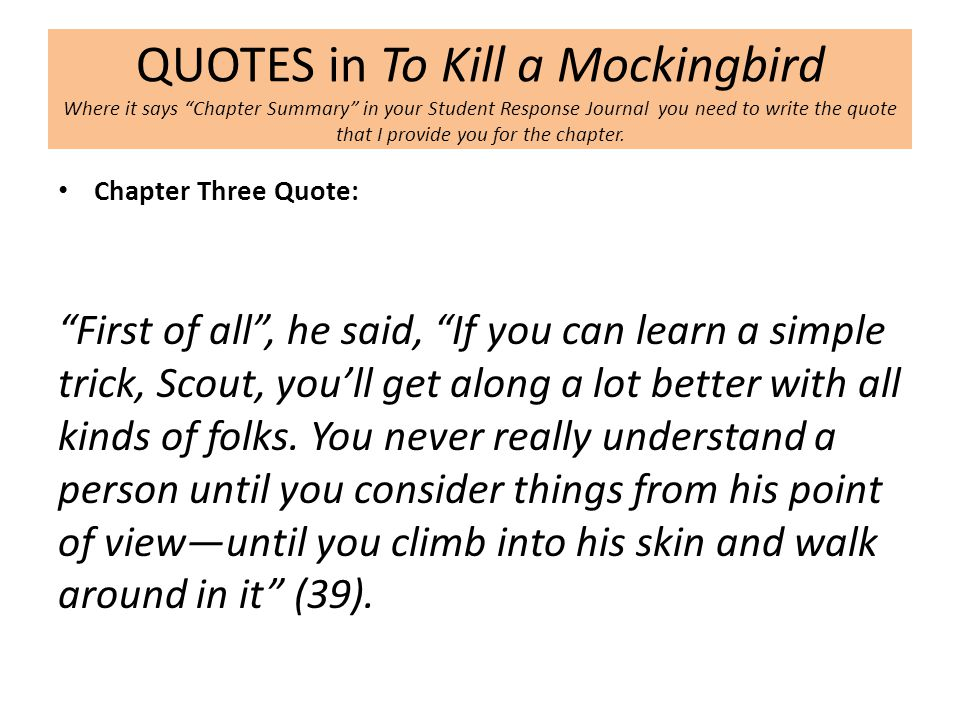 to kill a mockingbird response to Til that in 1966 in response to an attempt to ban to kill a mockingbird, author harper lee wrote a scathing response letter to the hanover county school board, including a donation with her hopes that it be used to enroll the (board) in any first grade of its choice.