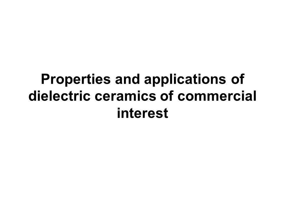 applications of ceramics By contrast, advanced ceramics are ones that have been engineered (mostly since the early 20th century) for highly specific applications for example, silicon nitrides and tungsten carbides are designed for making exceptionally hard, high-performance cutting tools—though they do have other uses as well.